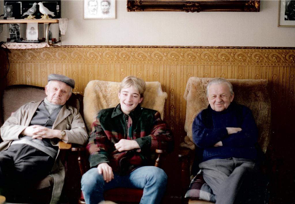 Dennis, Louis en Charles1